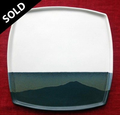 Mountain Platters By Lisa Donaldson 1656 Sold