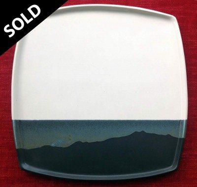 Mountain Platters By Lisa Donaldson 1657 Sold
