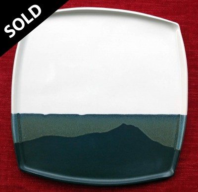 Mountain Platters By Lisa Donaldson 1673 Sold