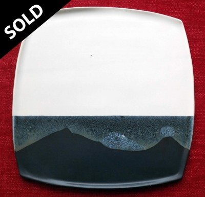 Mountain Platters By Lisa Donaldson 1685 Sold