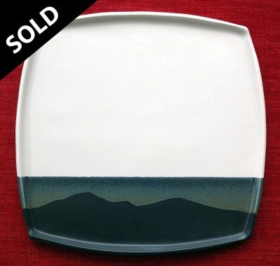 Mountain Platters By Lisa Donaldson 1690 Sold