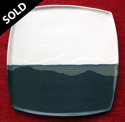 Mountain Platters By Lisa Donaldson 1692 Sold