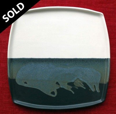Mountain Platters By Lisa Donaldson 1693 Sold