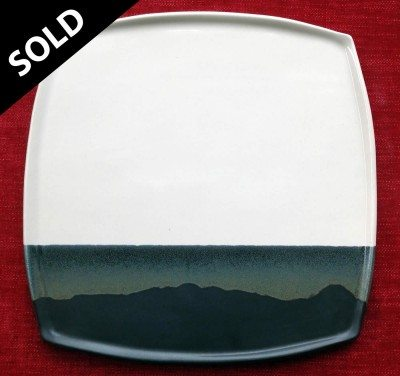 Mountain Platters By Lisa Donaldson 1695 Sold