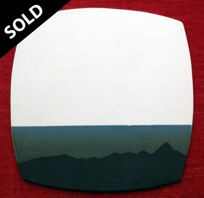 Mountain Platters By Lisa Donaldson 1697 Sold