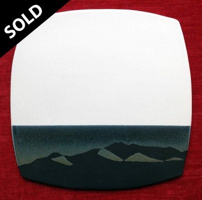 Mountain Platters By Lisa Donaldson 1698 Sold