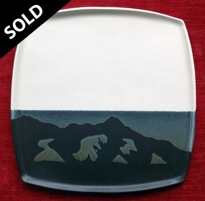 Mountain Platters By Lisa Donaldson 1699 Sold