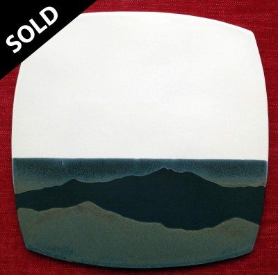 Mountain Platters By Lisa Donaldson 1703 Sold