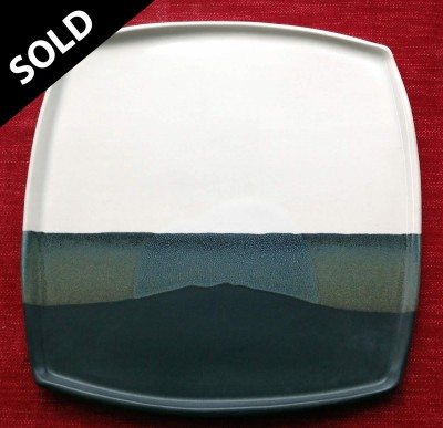 Mountain Platters By Lisa Donaldson 1713 Sold